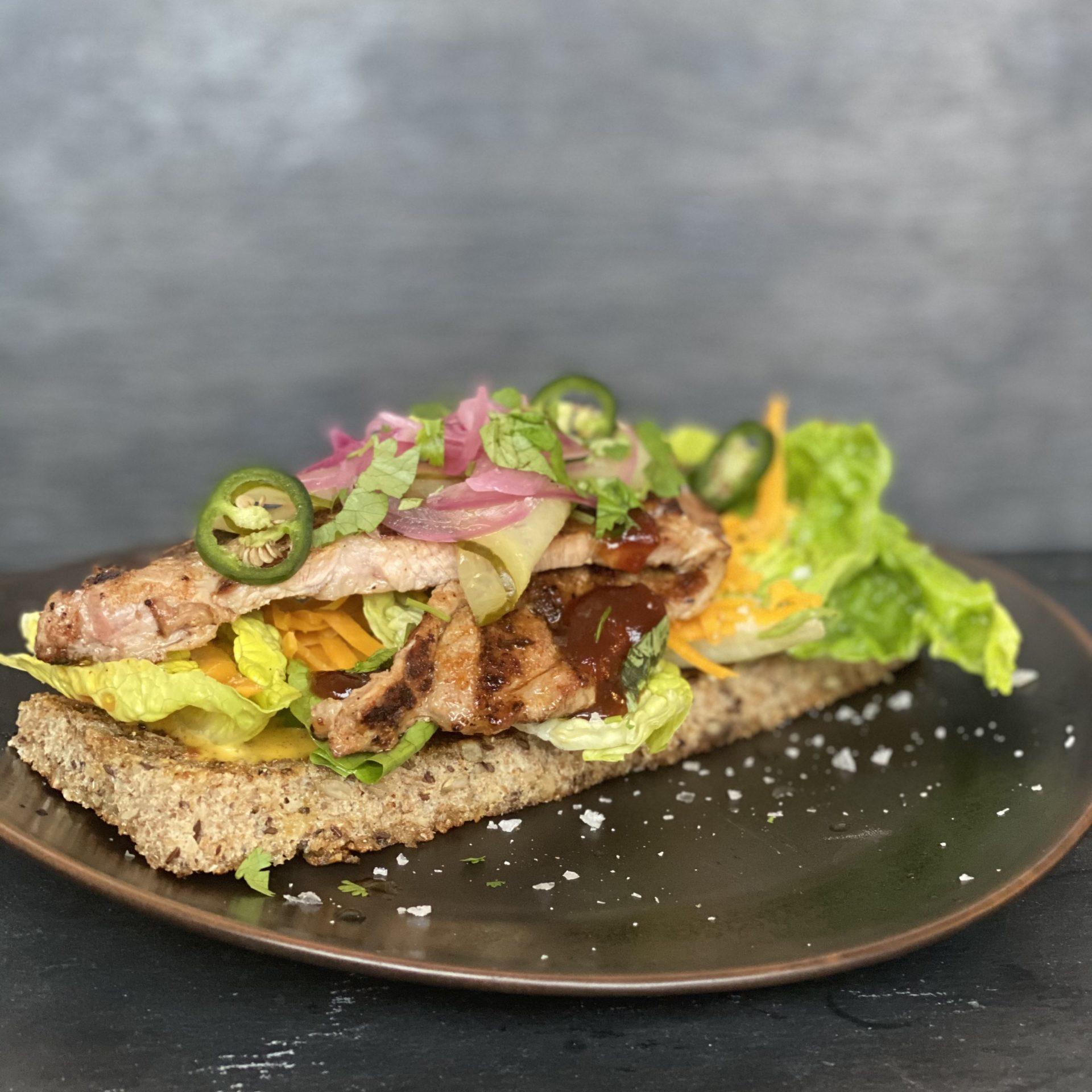 fcc-porc sandwich